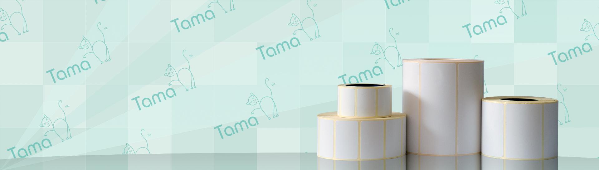 Этикетка Tama™ - качество превыше всего